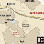 Шелковый и железный путь через Кавказ