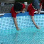 Բացօթյա լողափի կազմակերպում կրթահամալիրի դպրոց-պարտեզներում